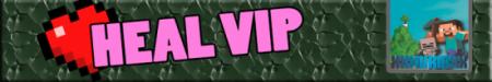 Скачать HealVip v1.0 для minecraft 1.7.4