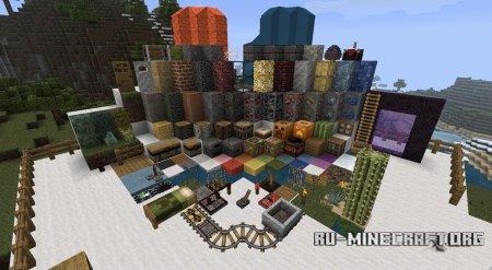 Скачать Misa's Realistic Pack Minecraft 1.7