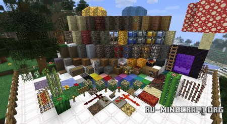Скачать DustyCraft Minecraft 1.7