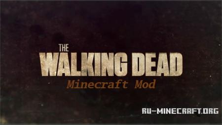 Скачать Walking Dead для Minecraft 1.7.2