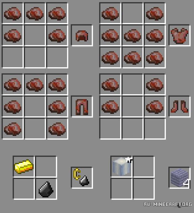 Как самим сделать в minecraft 921