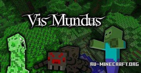 Скачать Vis Mundus [16x] для minecraft 1.7.4