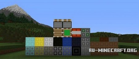 ������� Simply Minty [16x] ��� minecraft 1.7.4