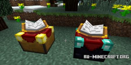 Скачать Craft and Enchant для Minecraft 1.6.2