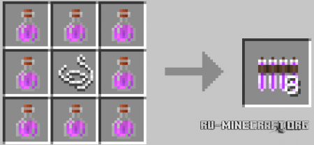 ������� Potion Packs ��� Minecraft 1.6.4