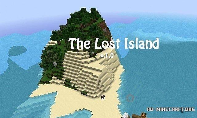 lost minecraft скачать