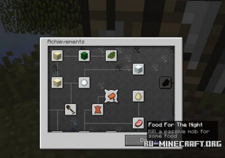 Скачать More Achievements для Minecraft 1.6.4
