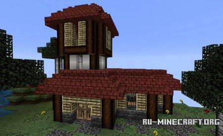 Скачать KayneCraft для Minecraft 1.7.5