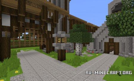 Скачать Xenocontendi для Minecraft 1.7.5