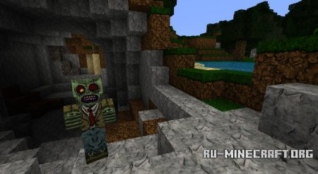 Скачать VonDoomCraft для Minecraft 1.7.5