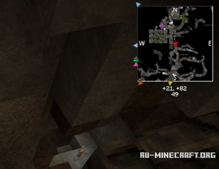 Скачать Zan's Minimap Mod для minecraft 1.7.2