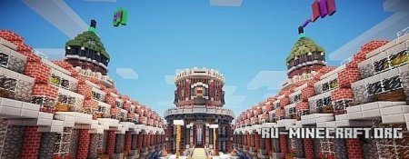������� ����� PigronCastle  ��� Minecraft