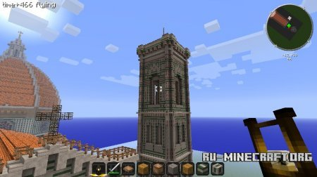 ������� Retro Fences ��� Minecraft 1.6.2