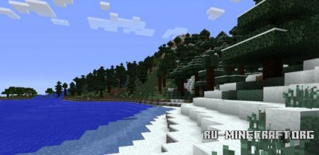 ������� Alternate Terrain Generation ��� Minecraft 1.5.2