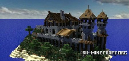 ������� The Eastern Outpost ��� minecraft