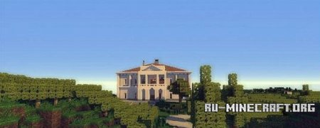 Скачать Traditional Hungarian Mansion для minecraft
