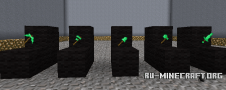 ������� Emerald Tools/Armor ��� Minecraft 1.6.2