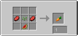 ������� Craftable Carrot ��� minecraft 1.7.2