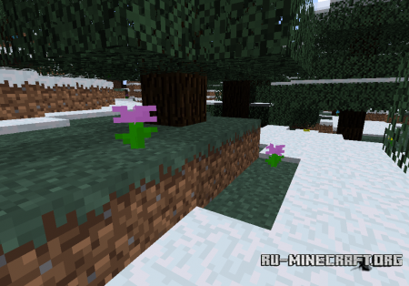 Скачать Botany Mod для Minecraft 1.6.2