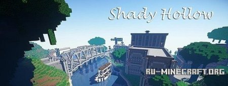 ������� ����� Shady Hollow- Minecraft Survival Games Map ��� Minecraft