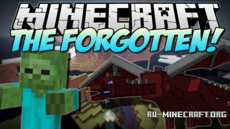 Скачать The Forgotten Features для minecraft 1.7.2