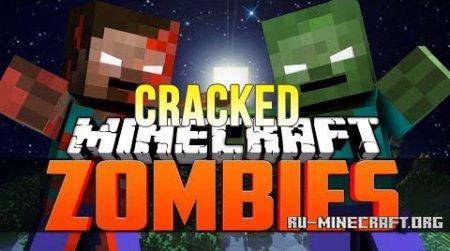 Скачать CrackedZombie для minecraft 1.7.10