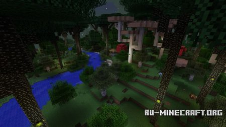 ������� Twilight Forest Mod ��� Minecraft 1.7.9