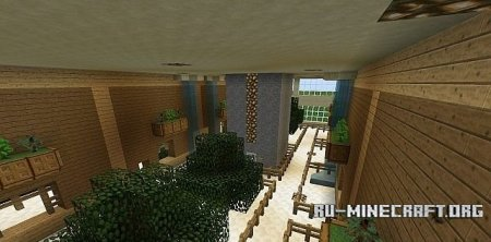 ������� Empire State Building ��� Minecraft