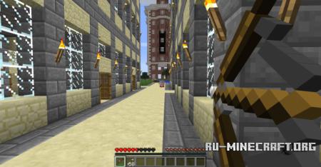 Скачать Arrow Cam Mod для Minecraft 1.7.9