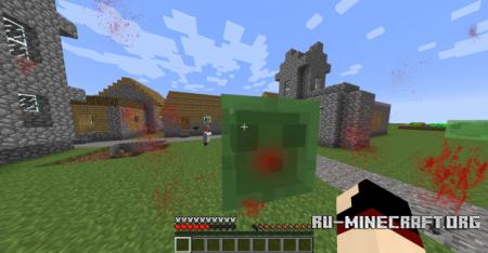 Скачать Realistic Pain для minecraft 1.7.9