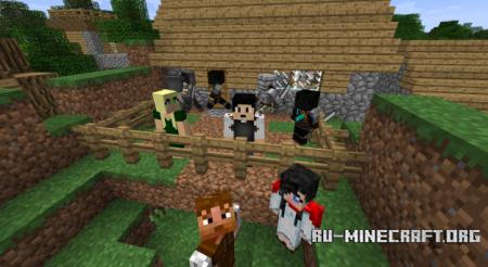 Скачать Comes Alive для Minecraft 1.7.9
