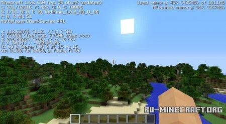 Скачать OptiFine для Minecraft 1.7.9