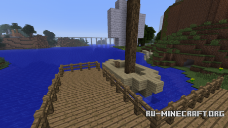 ������� ArchimedesShips ��� minecraft 1.7.9
