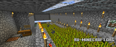 Скачать Auto Farmer для Minecraft 1.6.4