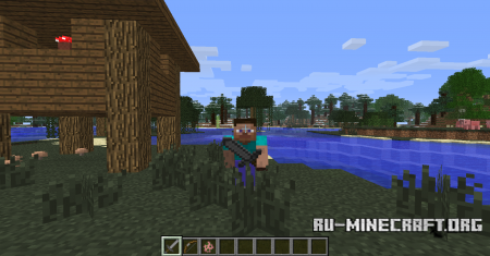 ������� Left Handed ��� Minecraft 1.6.4