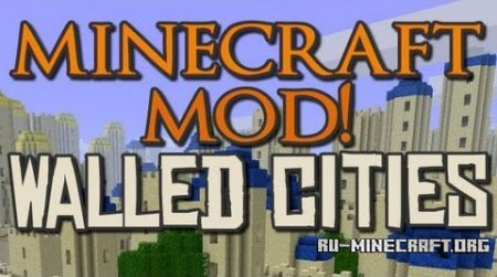 ������� Walled City Generator ��� Minecraft 1.7.10