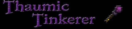 Скачать Thaumic Tinkerer для Minecraft 1.7.10