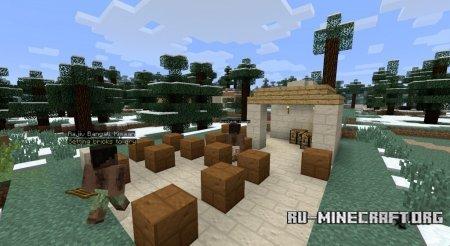 Скачать Millenaire для Minecraft 1.7.10
