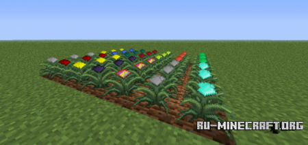������� Magical Crops ��� Minecraft 1.7.10