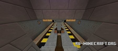Скачать Subway Minecraft 1v1 Map для Minecraft