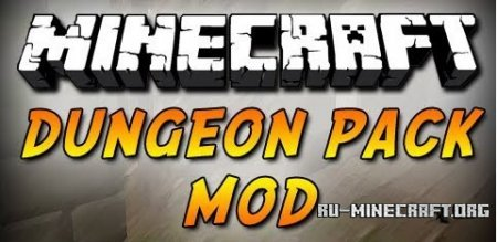 ������� Dungeon Pack ��� Minecraft 1.7.10
