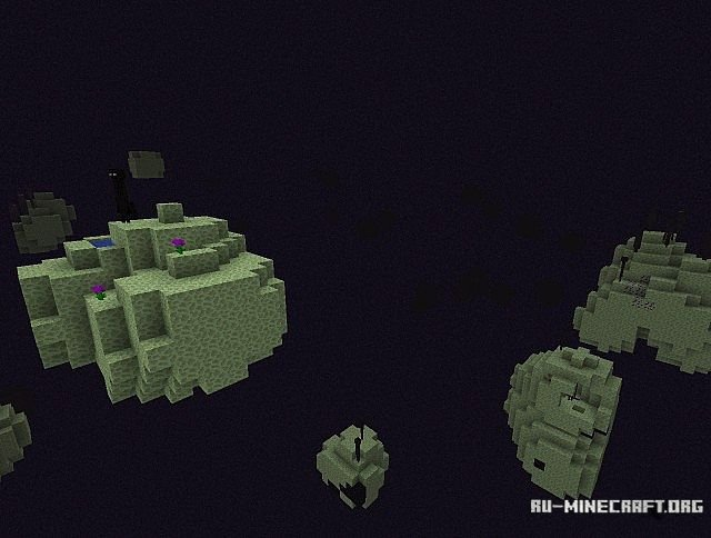 Скачать hardcore ender expansion для minecraft 1 7 10