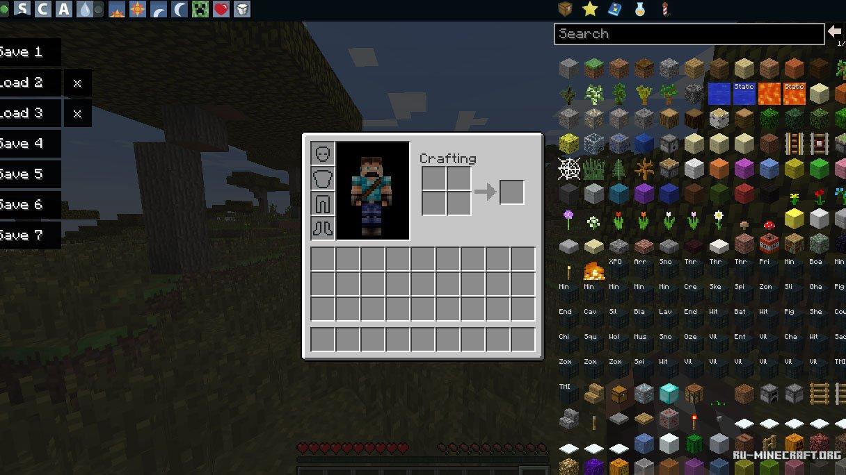 Скачать Minecraft 1 8 - Майнкрафтин рф
