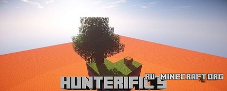 ������� Hunterific's Skyblock Survival ��� Minecraft
