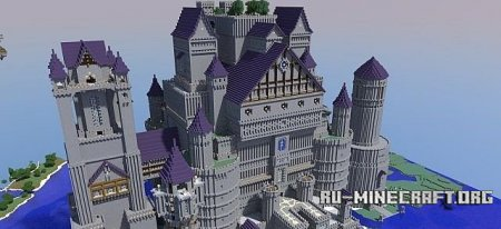 ������� CASTLE of ARTEMICION ��� Minecraft