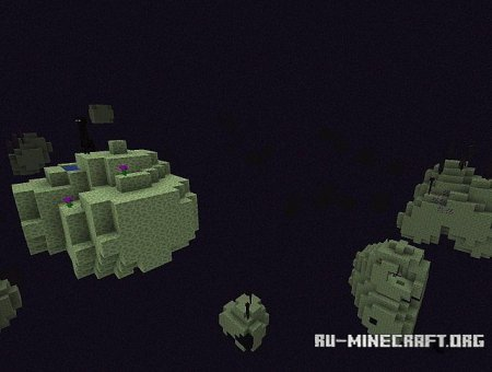 Скачать Hardcore Ender Expansion для Minecraft 1.7.10