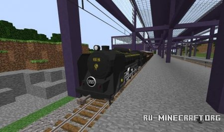������� Real Train ��� Minecraft 1.7.10