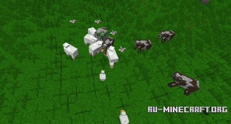 ������� Mob Lure ��� Minecraft 1.7.10