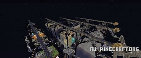 Скачать Adventure Multiplex Map для Minecraft