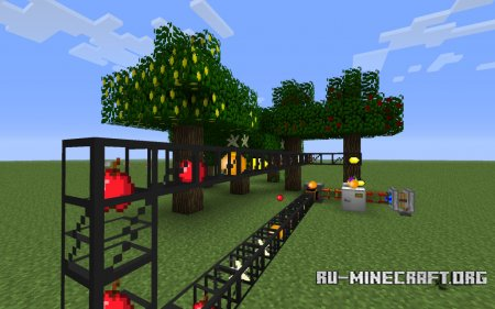 Скачать Jaffas and More Mod для Minecraft 1.7.10